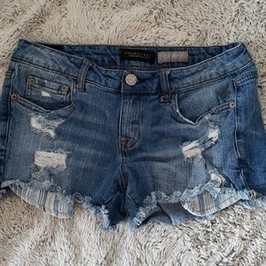 Aeropostale Denim Jean's with exposed pockets